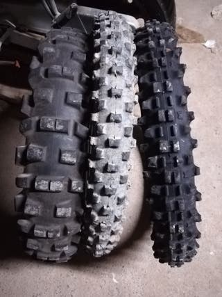 Ruedas Enduro Michelin