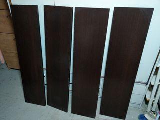 baldas madera