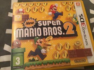 Mario Bros 2 para Nintendo 3Ds