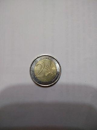 Moneda conmemorativa Quijote 2005