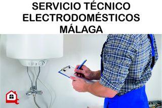 instalación de termos calentadores de agua Málaga
