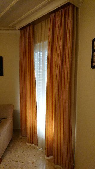 Vendo cortinas.