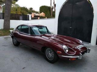 Jaguar E-type 1969