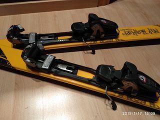 Ski travesía iniciacion adulto + botas de regalo