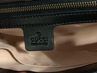Gucci GG Marmont Chain Bag handbag small black