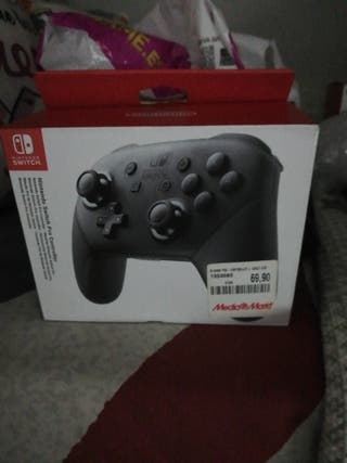 controller pro Nintendo switch