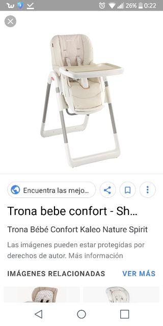 trona kaleo bebeconfort