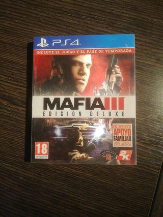 Juego PS4 MAFIA III
