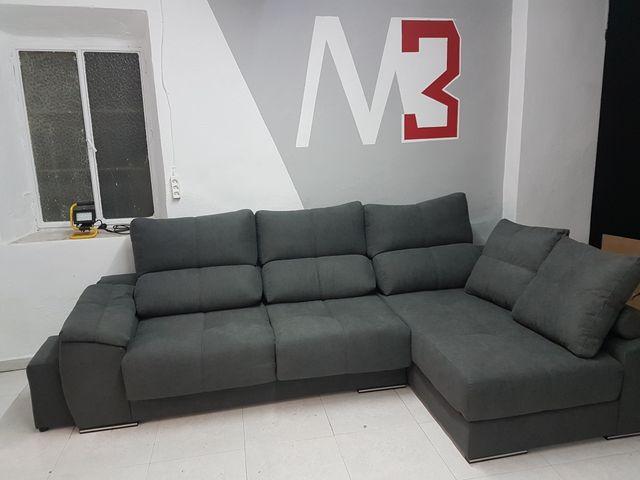 sofá Chaiselonge