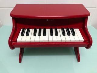 Piano infantil de madera