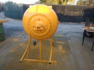 hormigonera horizontal de 1000 litros