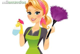 Limpiadora/ Household Service