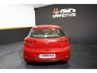 Hyundai i20 1.2 MPI 25 Aniversario 62 kW (84 CV)