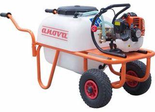 Carretilla sulfatadora ANOVA 50L - 2 ruedas 2T