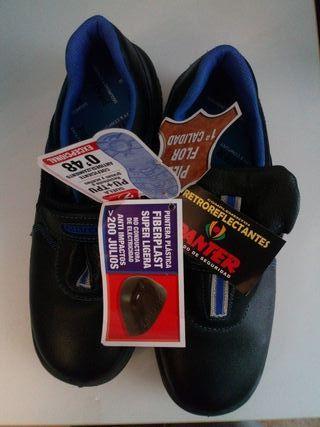 Zapatos de proteccion