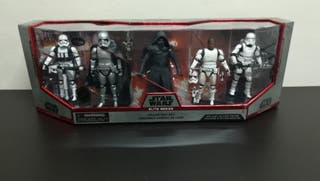 Star Wars serie elite caja set 5 figuras
