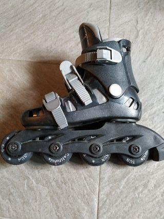 patines talla 32