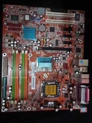 placas base ordenador lote de 3 placas