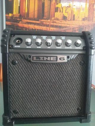 Amplificador guitarra Line 6 Micro Spider
