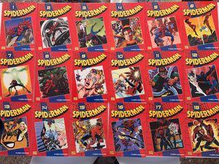 Spiderman de Planeta de Agostini.