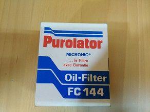 Filtro de aceite para Citroen
