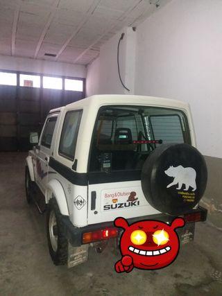Suzuki Samurai 1994