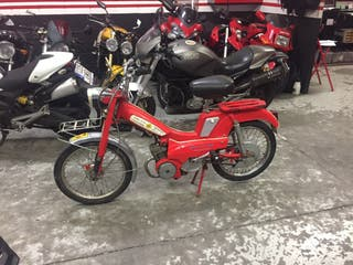 Moto clásica G.A.C mobylette