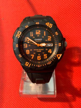 Reloj Casio hombre modelo MRW-200H