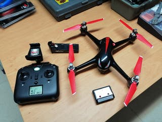 Dron mjx bug2 wifi gps