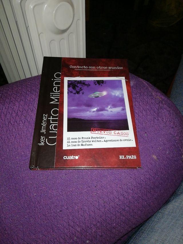 DVD cuarto milenio de segunda mano por 3,5 € en Castell de Ferro en ...
