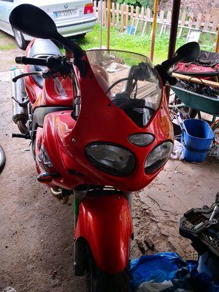 TRIUMH 995 MANILLAR TRAIL HOMOLOGADO