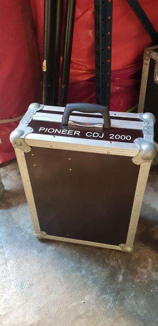 2 flightcase CDJ o DJM