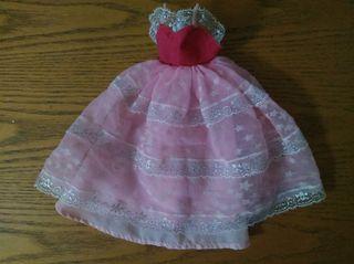 Vestido original Barbie Destellos Made in Spain