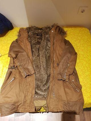 chaqueta del bershka