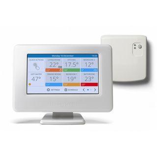 termostato wifi honeywell evohome google home