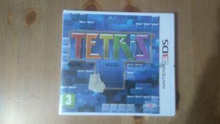 Tetris para nintendo 3DS