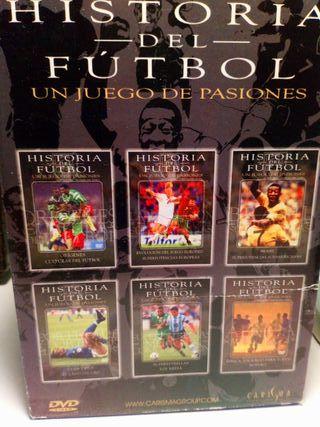 Colección Historia de nuestro fútbol