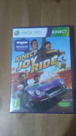 Kinect Joy Ride para Xbox360