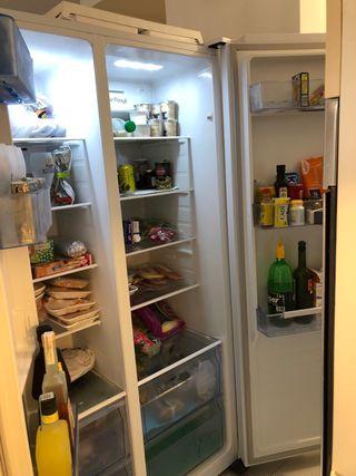 Nevera frigorifico americana