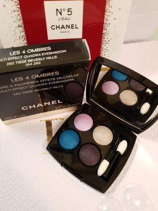 Paleta De Sombras Chanel