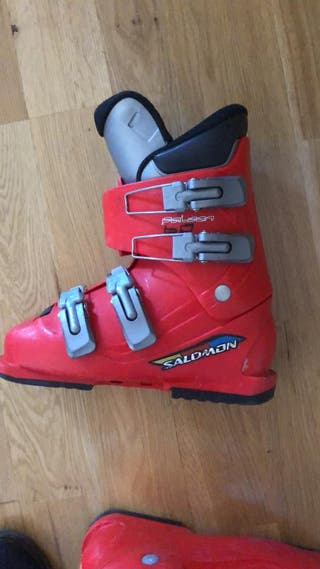 Bota esquí Salomon