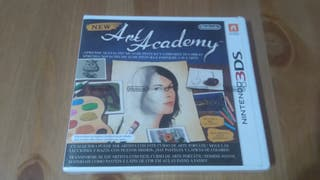 New Art Academy para nintendo 3DS