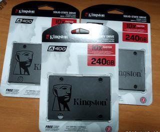 ssd kingston disco duro