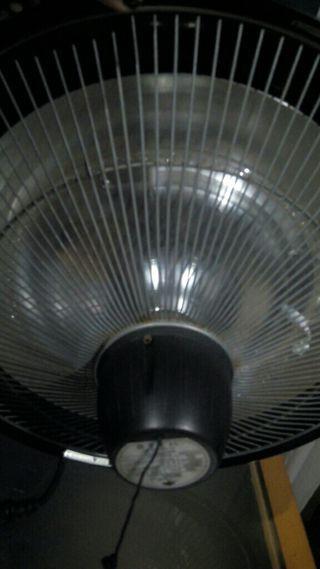 Calefactor de terraza