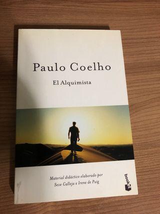 Libro - El alquimista (Paulo Coelho)