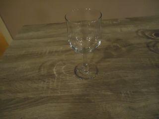 Copas vino, vasos, copas cava