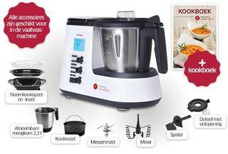 Monsieur cuisine plus thermomix robot de cocina