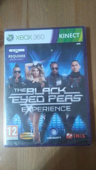 The Black Eyed Peas experience para XBOX360