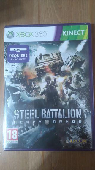 Steel Battalion Heavy Armor para XBOX360