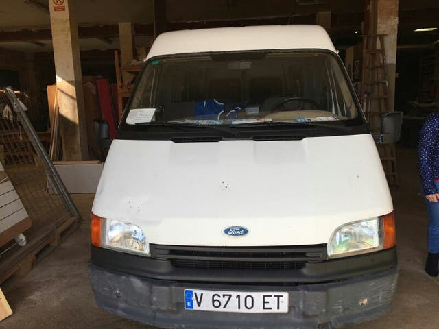 despiece ford transit